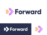 Forward | Logo design