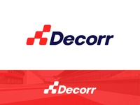 Decorr | Logo design