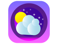 Weather Icon Dribbble