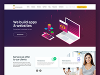Website for coporate