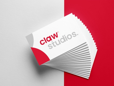 claw studios - OFFICIAL LOGO