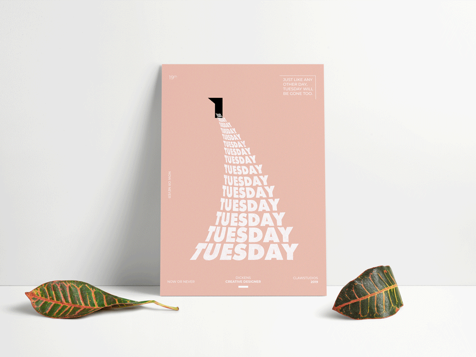 Tuesday 247 tuesday poster collection poster a day minimalism poster design poster challenge poster art adobe photoshop graphic design