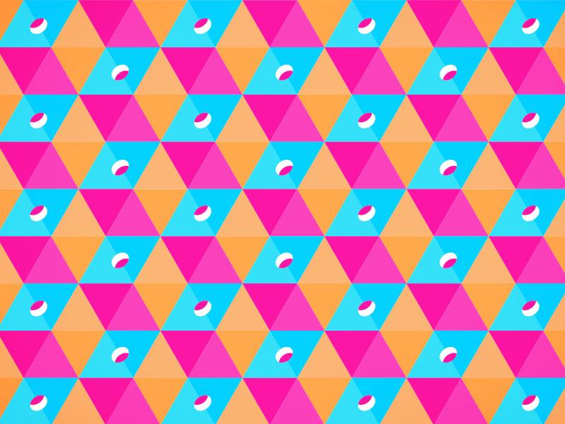 pattern doodles by ben koscielniak