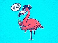 Flamingbro WIP