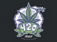 Four Twenty Tshirt