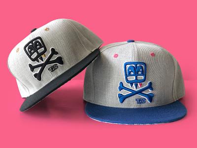 TAC Chompnbones Snapback photography tacapparel tac hat snapback