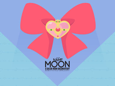 Moon Ribbon Background vector sailor moon magical girl magic fandom documentary anime