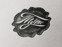 Thyme Dribbble
