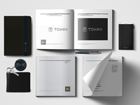 TOKAY logo guides