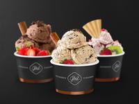 GERO Patisserie Ice Cream cup