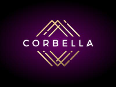 Corbella logo music mark band merch logo band