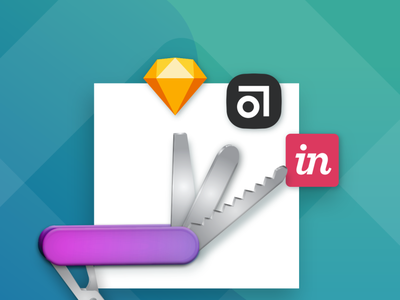 Swiss Army Sketch library design invision ux process sketchapp sketch illustration