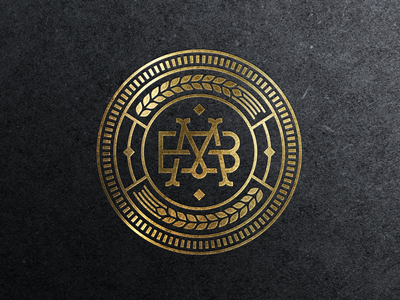 BM Monogram bm monogram logo design letter