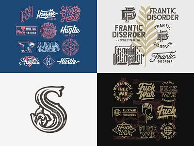2018 typeface vintage cursive logotype logo vector type illustration graphic design script lettering custom type typography typo design