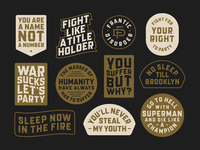 Kolesom Update Version Preview badges vintage graphic design vector type logo lettering custom type typography design
