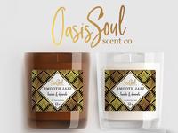 Candle Company Branding