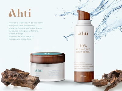 beauty packaging design
