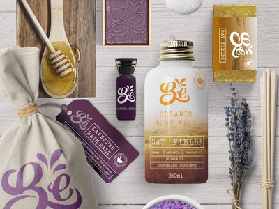 Organic Bath and Body brand
