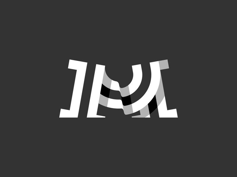 Letter M - Logo, lettermark, branding, icon symbol logo design logo mark logos icon minimalist simple logo branding typography monogram logotype lettering logo
