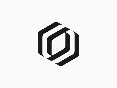 Letter O - Logo, lettermark, branding, icon