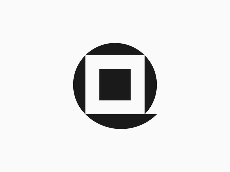Letter Q - Logo, Icon, Branding, Lettermark, Design design minimalist logo simple logo mark lettering branding typography monogram logotype logo mark logos logo