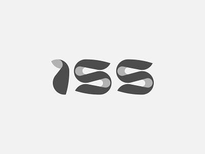 International Space Station - logo design, logotype, branding branding lettering typography letter s logo letter s letter icon letter i minimalist logo modern logo modernism simple design simple logo logosai logo design logodesign logotype logos logo