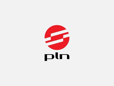 PLN / Perusahaan Listrik Negara - Logo design, branding, logotyp design clean logo branding lettering typography minimalist logo modern logo simple logo logo design logodesign logo mark logotype pln logos logo