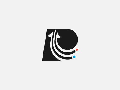 Letter P & R - Logo design, branding, logotype alphabet logo lettermark modern design abstract logo minimalist logo modern logo simple logo branding lettering typography monogram logotype logo design logos logo