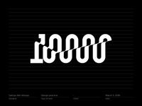 10000 / 10K followers (2)