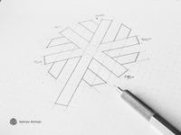 Hexagon tree | logo | icon