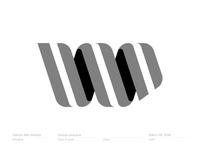 The letter W | monogram | logo | logotype