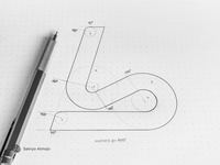The letter B | Logo | Logotype