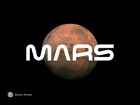 Mars | logo | logotype | typeface