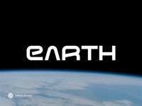 Earth | logotype | logo | typeface