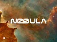 Nebula | logo | logotype | typeface