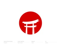 Temple | Sun | Japan | Logo, Icon
