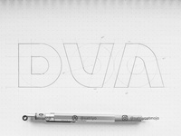 DVA - logotype, logo, logos, icon, typography