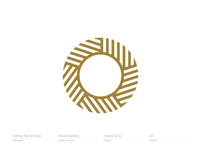 Circle #2 - Symbol of diversity - Logo, Icon, Branding