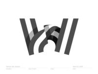 Letter W - Logo, Mark, Icon, Branding, Monogram