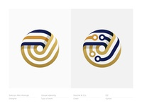 Circle - Logo, Mark, Icon, Branding, Monogram