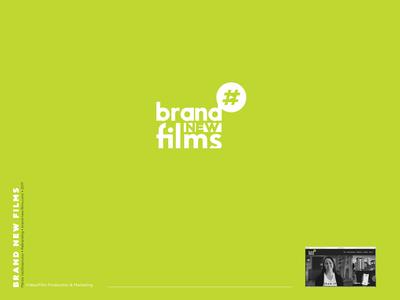 Brand New Films Logo - Rebranding