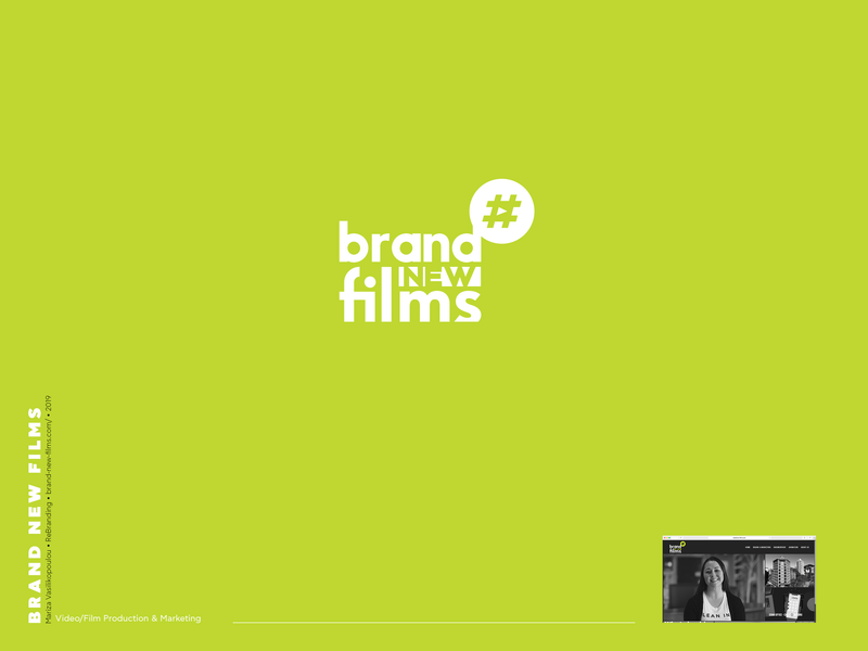 Brand New Films Logo - Rebranding vimeo film video branding design brand identity branding rebranding rebrand redesign brand design brand logodesign logos logo design logotype logo
