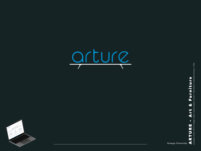 Arture Art & Furniture Logo furniture arture brand icon visual identity vector typography design creative  design brand identity brandidentity brand design branding concept branding design branding logo design logodesign logotype logos logo