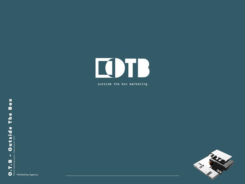 OTB Logo visual design mark marketing visual identity icon creative  design detail design vector typography brand design branding design brand identity brand branding logodesign logo design logotype logos logo