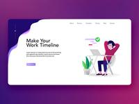 Make Your Work Timeline
