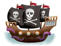 Pirate Ship II