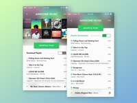Spotify UI Redesign Concept (Part 2)