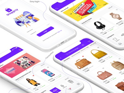 Shoppily Mobile Application
