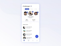 Daily UI - Fitness Challenge Application