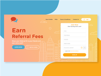 Affiliate Program Homepage